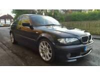 BMW 3 SERIES 320D TURBO DIESEL MSPORTS 2004 04