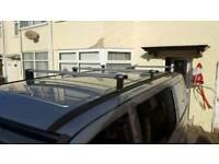 Mercedes Vito roof rack