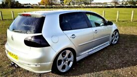 vw golf 1.9 tdi r32 looklike 8 months MOT