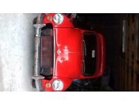Morris 1000 van 1971,