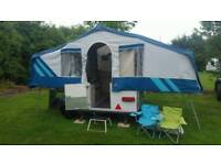 4 berth trailor tent