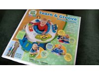 Leap Frog Learn & Groove Activity Station - baby walker/bouncer