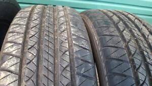 2X 215 60 16 Kelly All Season Tires Pneus
