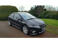 Honda civic type R GT- Factory extras-Bluetooth 1 previous owner