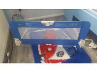 Babystart bed rail