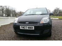 IMMACULATE - FORD FIESTA 1.4 TDCI STYLE CLIMATE 5-DOOR, WITH 3 MONTH WARRANTY