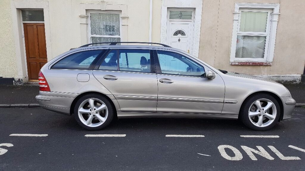 2004 mercedes c270 cdi avantgarde estate automatic 5dr in swansea gumtree. Black Bedroom Furniture Sets. Home Design Ideas