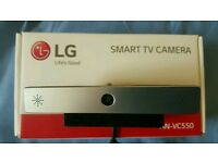 LG Oled tv Camera