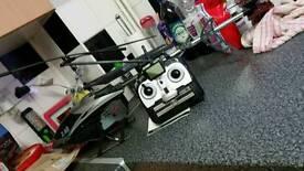 Remote control helicoper