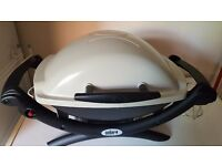 WEBER Q1000 1 BURNER GAS BARBECUE