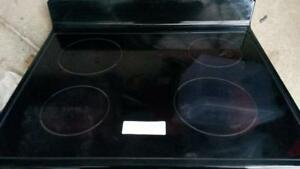WB57K10142 Glass  Only GE Range Main Cooktop Glass JCBP630STSS $130