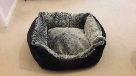Teddy Square Dog's Bed