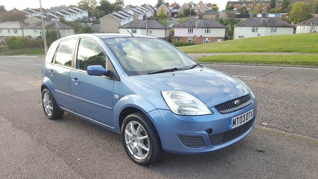 FORD FIESTA 1.25 MANUAL, 1 YEAR MOT,VERY GOOD DRIVE, LOW MILEAGE