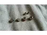 Bundle joblot charm charms jewellery