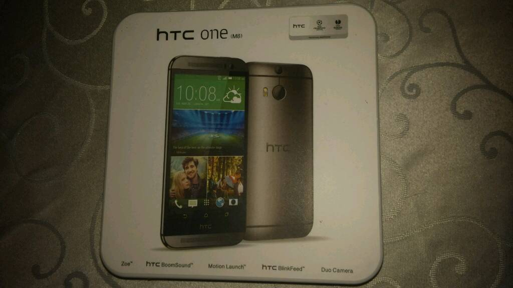 HTC one M8 gunmetal grey 32gb sim freein Handsworth, West MidlandsGumtree - HTC one M8 Sim free all accessories included.Slight scratches on the side but otherwise new condition