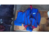 Superglide Sports Wetsuit