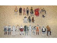 STAR WARS Clone Wars Action Figures (Ahsoka, Nightsister, Savage Opress + more)