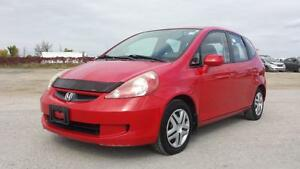 2007 HONDA FIT              *****12 MONTHS WARRANTY*****