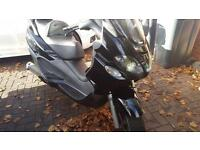 2003 piaggio x9, great scoot, MOT, needs battery