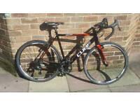 Cube cyclocross bike