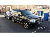Jeep GRAND CHEROKEE PLATINUM 2005 2.7crd