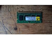 1gb Laptop RAM DDR2 2RX16 Elixir