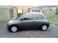 NISSAN MICRA S ( driving instructor cars 2 pedal conversion ) !!! LOW MILEAGE !!!