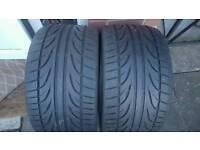 Falken 285/25ZR20 Low Profile Tyres - Part Worn