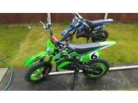 2 Kids Motorcycles