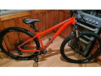 Voodoo Bizango 29er Mountain Bike SMALL 16""