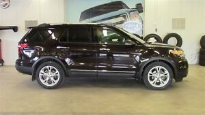 2013 Ford Explorer Limited (Trailer Tow, New Tires)