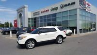 2012 Ford Explorer XLT With Leather & Nav