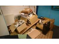 Cardboard boxes packing boxes (free)