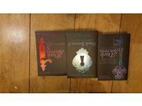 ELIZABETH CHANDLER PAPERBACK BOOKS DARK SECRETS BOOKS 1 - 3