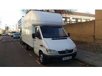 Mercedes Sprinter Luton 2004, great condition, for sale!