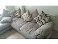 Sofa for sale corner group needs lifted tonight