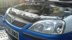 vauxhall corsa engine for sale