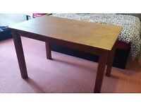 Dining wood table 30£