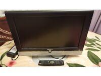 Cheap. DM Tech TV plasma. PC monitor. Collect today cheap