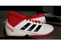 Adidas Astro Turf Boots - size 1