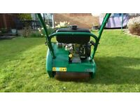 Qualcast Classic 35S Petrol Lawnmower for Spares or Repair
