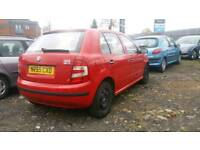 2005 SKODA FABIA 1.2 PETROL.. CHEAP INSURANCE.. IDEAL FIRST CAR.. EXCELLENT CONDITION