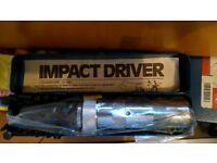 Impact driver NEW