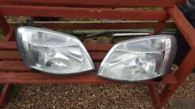 headlights and rear lights for sale