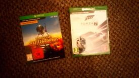 Two new sealed xbox one games