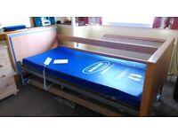 Invacare Medley Ergo Select Profiling Bed