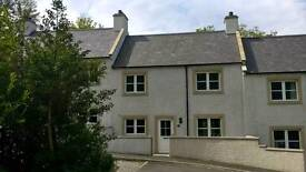 NEW 2 BED HOUSE IN COASTAL VILLAGE OF CROMARTY