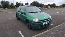 Renault Clio 1.1 * Serviced * 12 months MOT * Reliable First Car