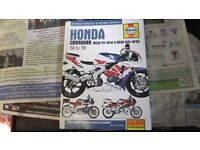 honda cbr400 rr workshop manual in good condition