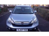 2007 | Honda CRV 2.2 I-CDTI